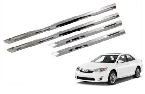 Side beading for cars - Trigcars Toyota Camry Car Steel Chrome Side Beading