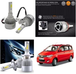 Headlights and bulbs - Trigcars Chevrolet ENJOY Car LED HID Head Light