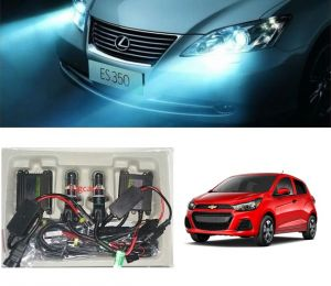 Headlights and bulbs - Trigcars Chevrolet Spark Car HID Light