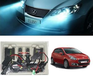 Headlights and bulbs - Trigcars Fiat Punto Car HID Light