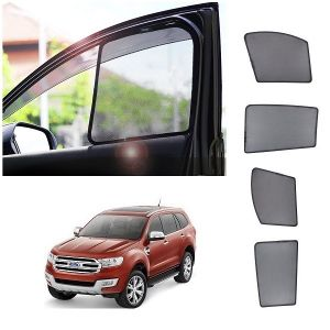Trigcars Ford Endeavour New Car Half Sun Shade