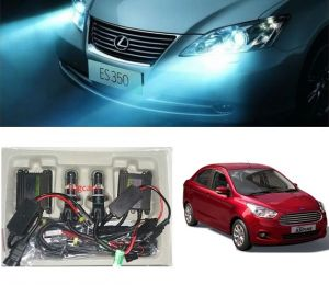 Headlights and bulbs - Trigcars Ford Figo Aspire Car HID Light