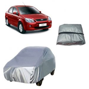 Trigcars Ford Ikon Car Cover Silver
