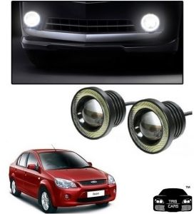 Trigcars Ford Ikon Car High Power Fog Light With Angel Eye