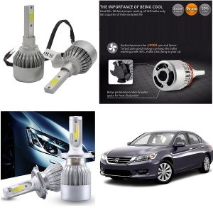 Headlights and bulbs - Trigcars Honda Accord Old Car LED HID Head Light