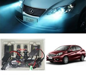 Headlights and bulbs - Trigcars Honda Amaze Car HID Light