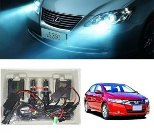 Headlights and bulbs - Trigcars Honda City Car HID Light