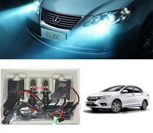 Headlights and bulbs - Trigcars Honda City New Car HID Light