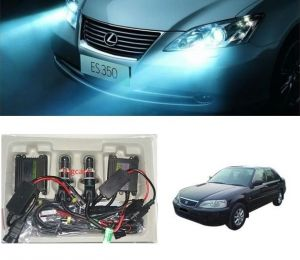 Headlights and bulbs - Trigcars Honda City Old Car HID Light