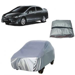 Trigcars Honda Civic Old Car Cover Silver