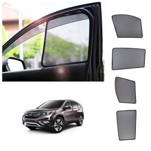Trigcars Honda Cr-v Car Half Sun Shade