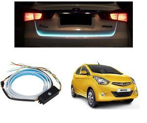 Trigcars Hyundai Eon Car Dicky Led Light Car Bluetooth