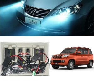 Headlights and bulbs - Trigcars Mahindra TUV 300 Car HID Light