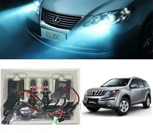 Headlights and bulbs - Trigcars Mahindra XUV 500 New Car HID Light