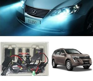 Trigcars Mahindra Xuv 500 Old Car Hid Light