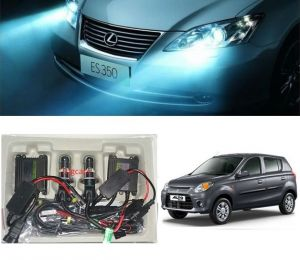 Headlights and bulbs - Trigcars Maruti Suzuki Alto 800 Car HID Light