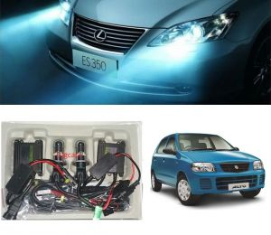 Headlights and bulbs - Trigcars Maruti Suzuki Alto Car HID Light