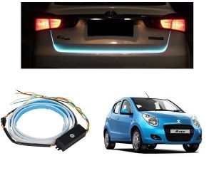Trigcars Maruti Suzuki A Star Car Dicky LED Light Car Bluetooth