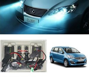 Headlights and bulbs - Trigcars Maruti Suzuki Ertiga Old Car HID Light