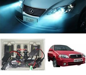 Trigcars Maruti Suzuki Esteem Car Hid Light