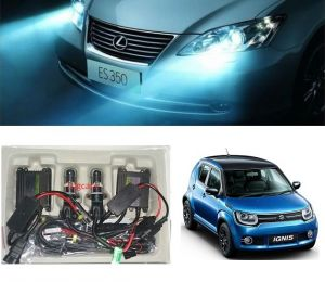 Headlights and bulbs - Trigcars Maruti Suzuki Ignis Car HID Light