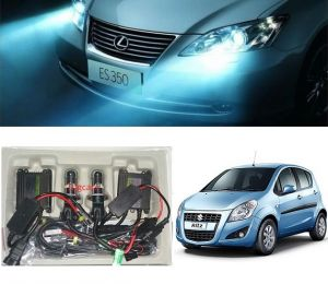 Headlights and bulbs - Trigcars Maruti Suzuki Ritz New Car HID Light