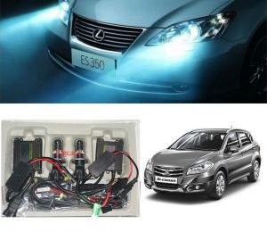 Trigcars Maruti Suzuki S-cross Car Hid Light