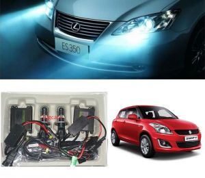 Trigcars Maruti Suzuki Swift 2006 Car Hid Light