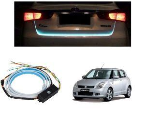 Trigcars Maruti Suzuki Swift 2011 Car Dicky Led Light Car Bluetooth