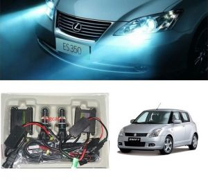 Headlights and bulbs - Trigcars Maruti Suzuki Swift 2011 Car HID Light