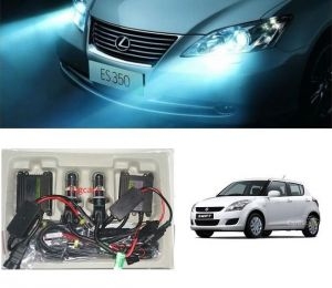 Headlights and bulbs - Trigcars Maruti Suzuki Swift 2013 Car HID Light