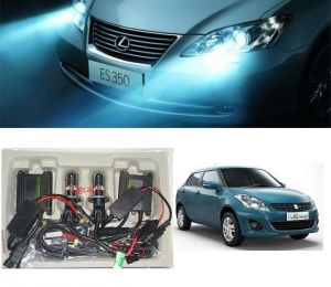 Trigcars Maruti Suzuki Swift Dzire 2010 Car Hid Light
