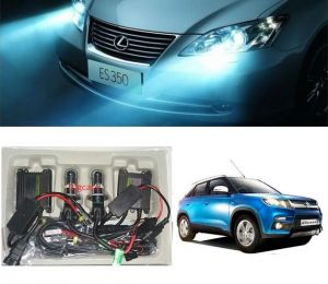 Headlights and bulbs - Trigcars Maruti Suzuki Vitara Brezza Car HID Light