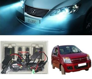 Headlights and bulbs - Trigcars Maruti Suzuki WagonR 2008 Car HID Light