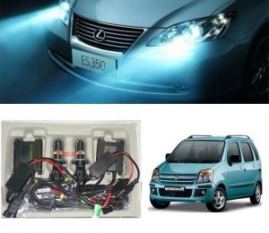Headlights and bulbs - Trigcars Maruti Suzuki WagonR 2009 Car HID Light