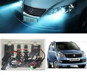 Headlights and bulbs - Trigcars Maruti Suzuki WagonR 2010 Car HID Light