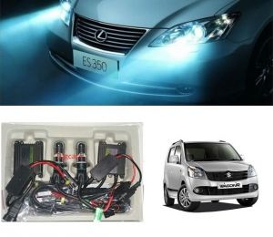 Headlights and bulbs - Trigcars Maruti Suzuki WagonR 2011 Car HID Light