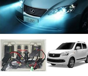 Headlights and bulbs - Trigcars Maruti Suzuki WagonR 2013 Car HID Light