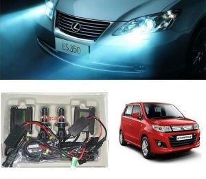 Headlights and bulbs - Trigcars Maruti Suzuki WagonR Stingray Car HID Light