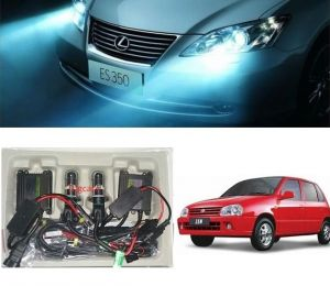 Headlights and bulbs - Trigcars Maruti Suzuki Zen Car HID Light