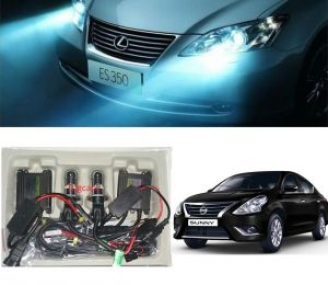 Headlights and bulbs - Trigcars Nissan Sunny Car HID Light