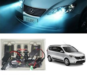 Headlights and bulbs - Trigcars Renault Lodgy Car HID Light