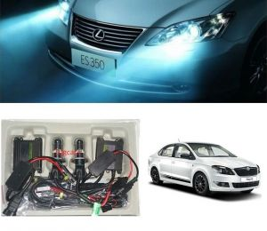 Headlights and bulbs - Trigcars Skoda Rapid Car HID Light