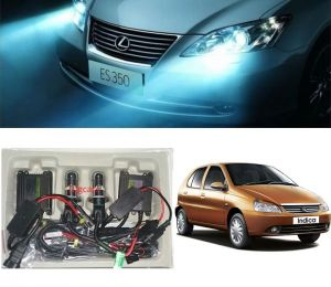Headlights and bulbs - Trigcars Tata Indica Car HID Light