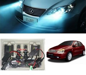 Headlights and bulbs - Trigcars Tata Indigo CS Car HID Light