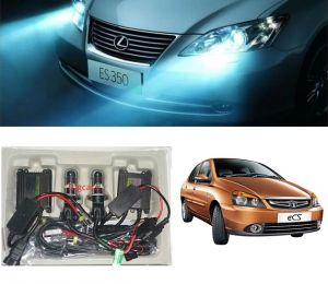 Headlights and bulbs - Trigcars Tata Indigo eCS Car HID Light