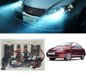 Headlights and bulbs - Trigcars Tata Indigo SX Car HID Light