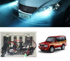 Trigcars Tata Sumo Gold Car Hid Light