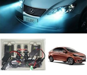 Headlights and bulbs - Trigcars Tata Tigor Car HID Light