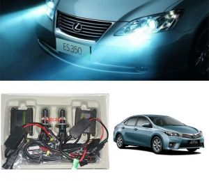 Headlights and bulbs - Trigcars Toyota Corolla Altis Car HID Light